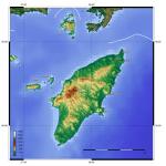 Rhodos_topografie