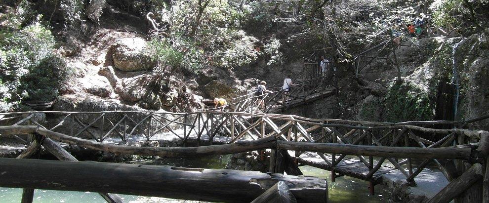 Dovolená Rhodos - Údolí motýlů