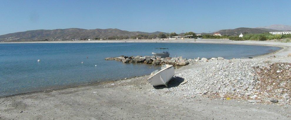 Dovolená Rhodos - pláž Charaki