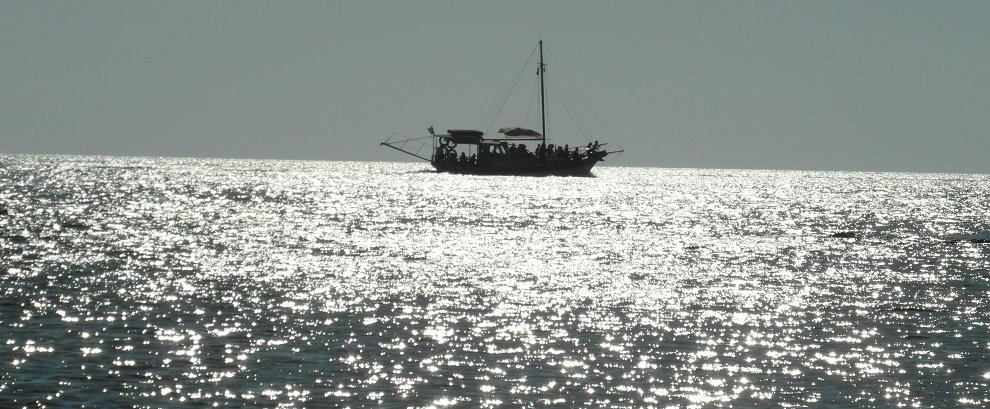 Dovolená Rhodos - výlet lodí